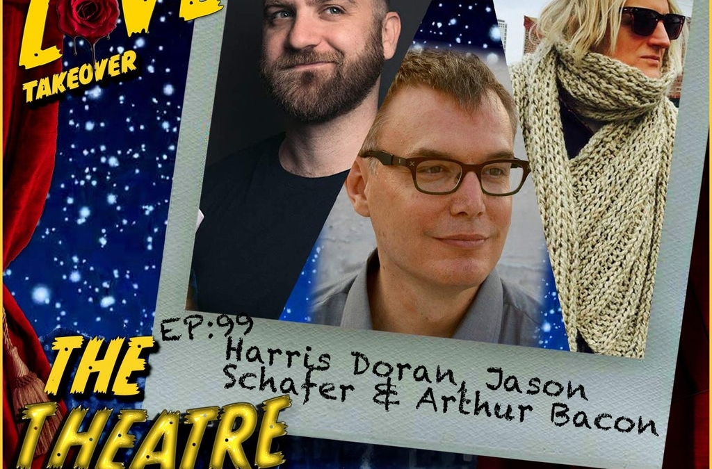 "Ep99 – Harris Doran, Jason Schafer, and Arthur Bacon, the ""Bleeding Love"" Creatives"