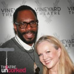 Theatre Uncorked Podcast Episode 1 Colman Domingo and Susan Stroman