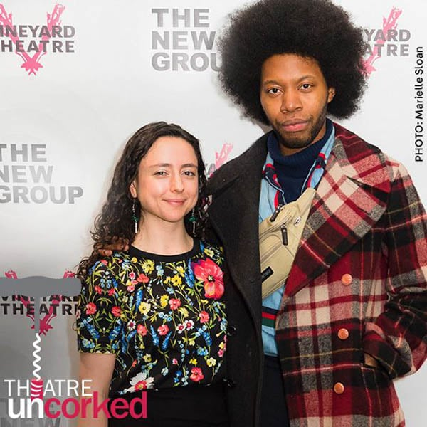 Theatre Uncorked Podcast Episode 10 Jeremy O. Harris and Danya Taymor