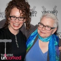 Theatre Uncorked Podcast Episode 2 Paula Vogel and Rebecca Taichman