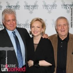 Theatre Uncorked Podcast Episode 7 John Kander, David Thompson, and Susan Stroman