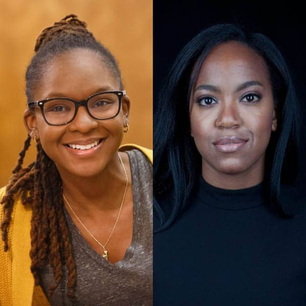 Theatre Uncorked Podcast Episode 8 Tori Sampson and Whitney White