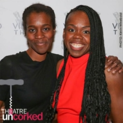 Theatre Uncorked Podcast Episode 9 Ngozi Anyanwu and Awoye Timpo
