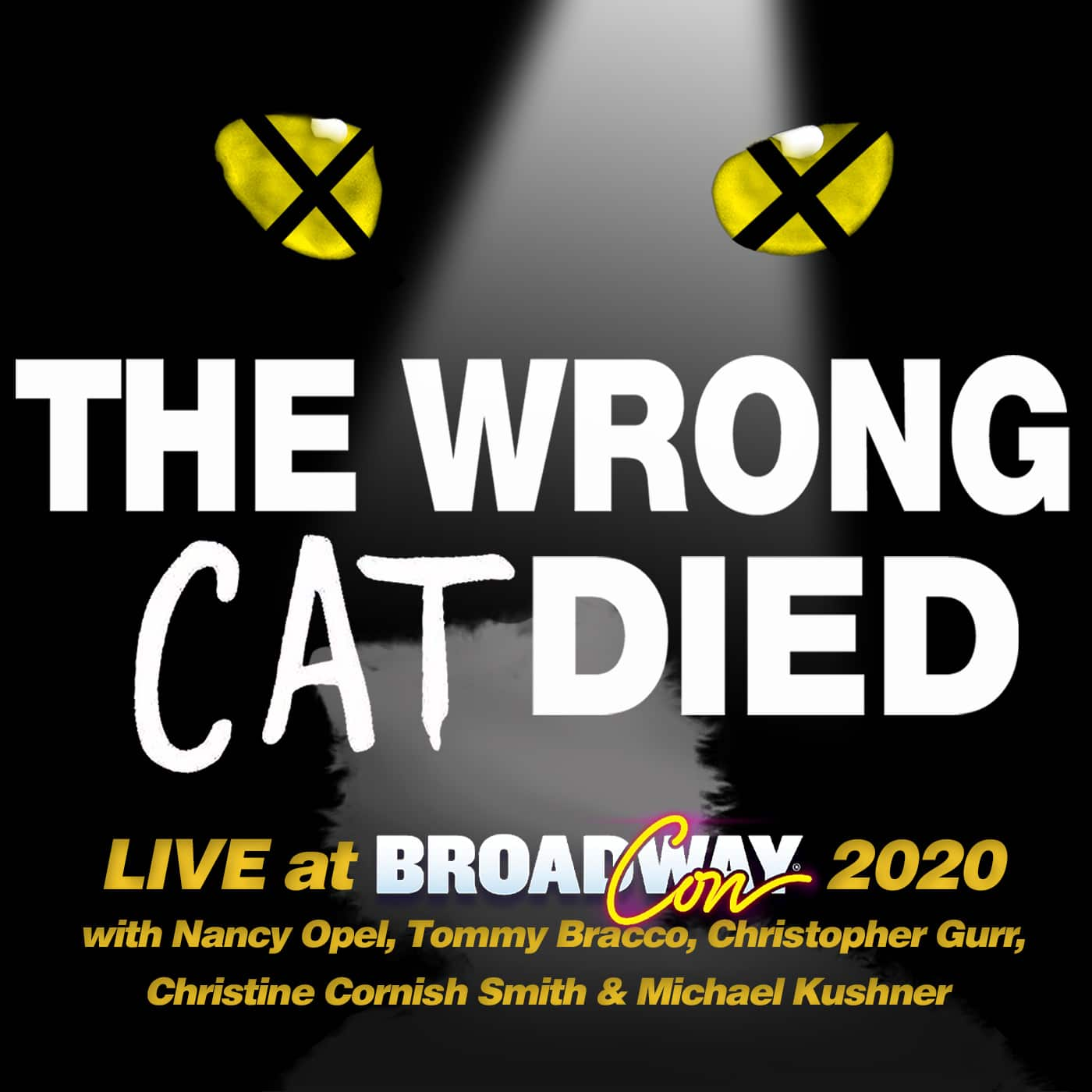 LIVE: Debating CATS at BroadwayCon 2020 with Nancy Opel, Tommy Bracco, Christopher Gurr, Christine Cornish Smith, and Michael Kushner