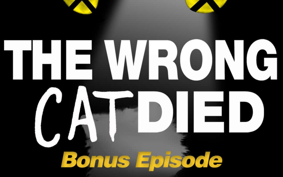 BONUS – Mike and Josh's reaction to the second CATS movie trailer