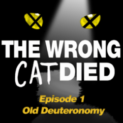 Ep1 - Old Deuteronomy: The Jellicle Patriarch and the Ultimate Decision Maker