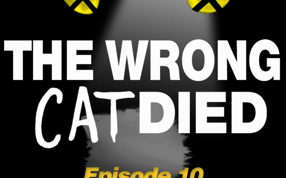 Ep10 – Grizabella, the wrong cat to die!