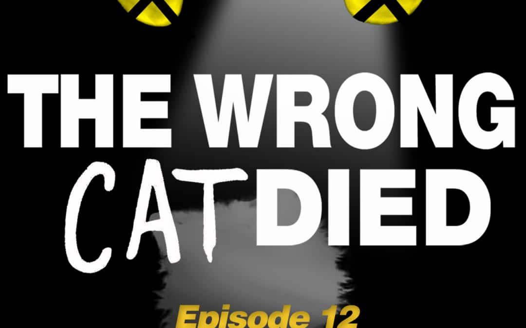 Ep12 – Victoria, what does she do again?