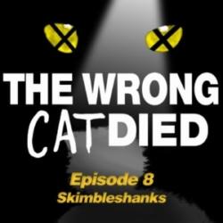Ep8 - Skimbleshanks, the railway cat