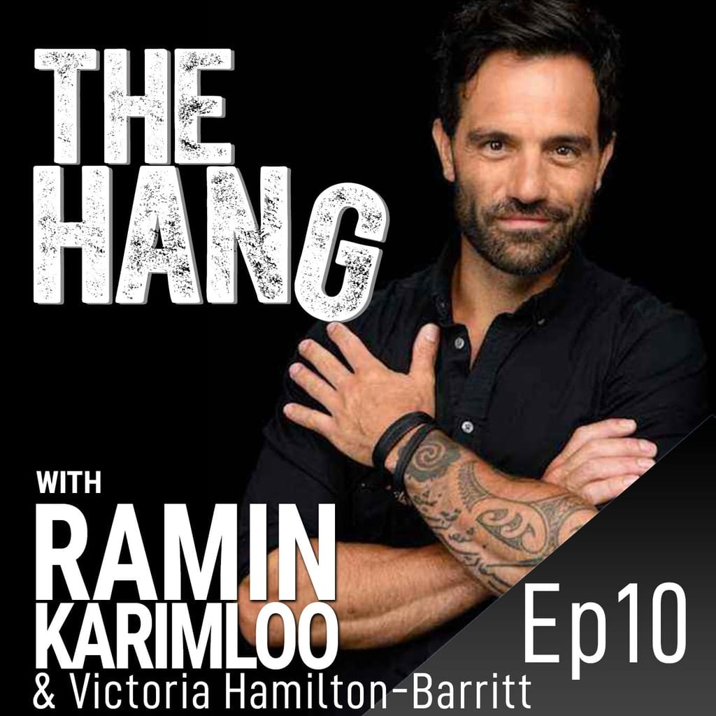The Hang with Ramin Karimloo - #10 - Hanging With Victoria Hamilton-Barritt