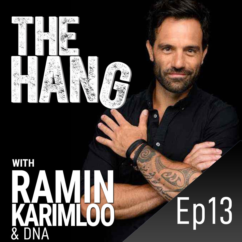 The Hang with Ramin Karimloo - #13 - Hanging with DNA