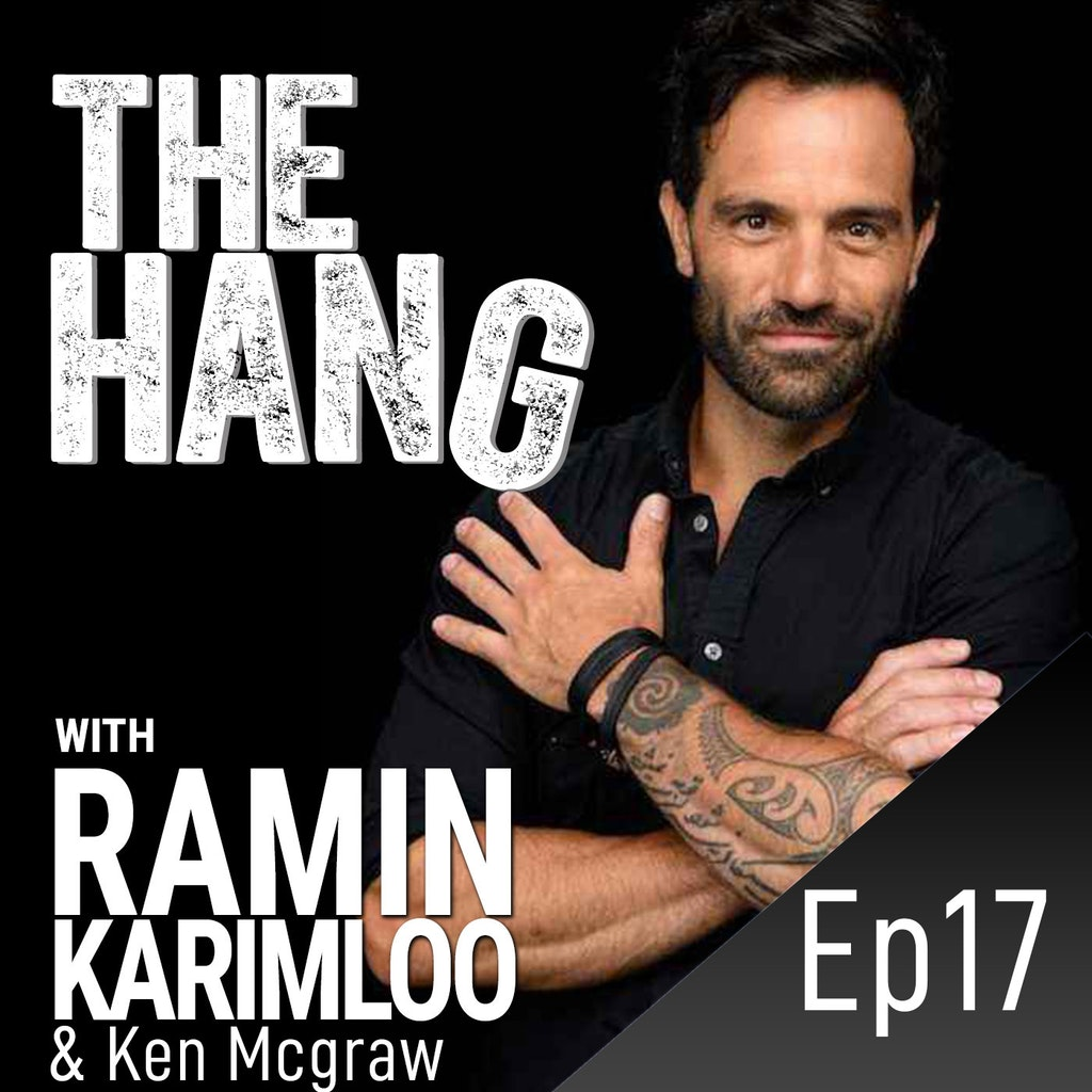 The Hang with Ramin Karimloo - #17 - Hanging With Ken Mcgraw