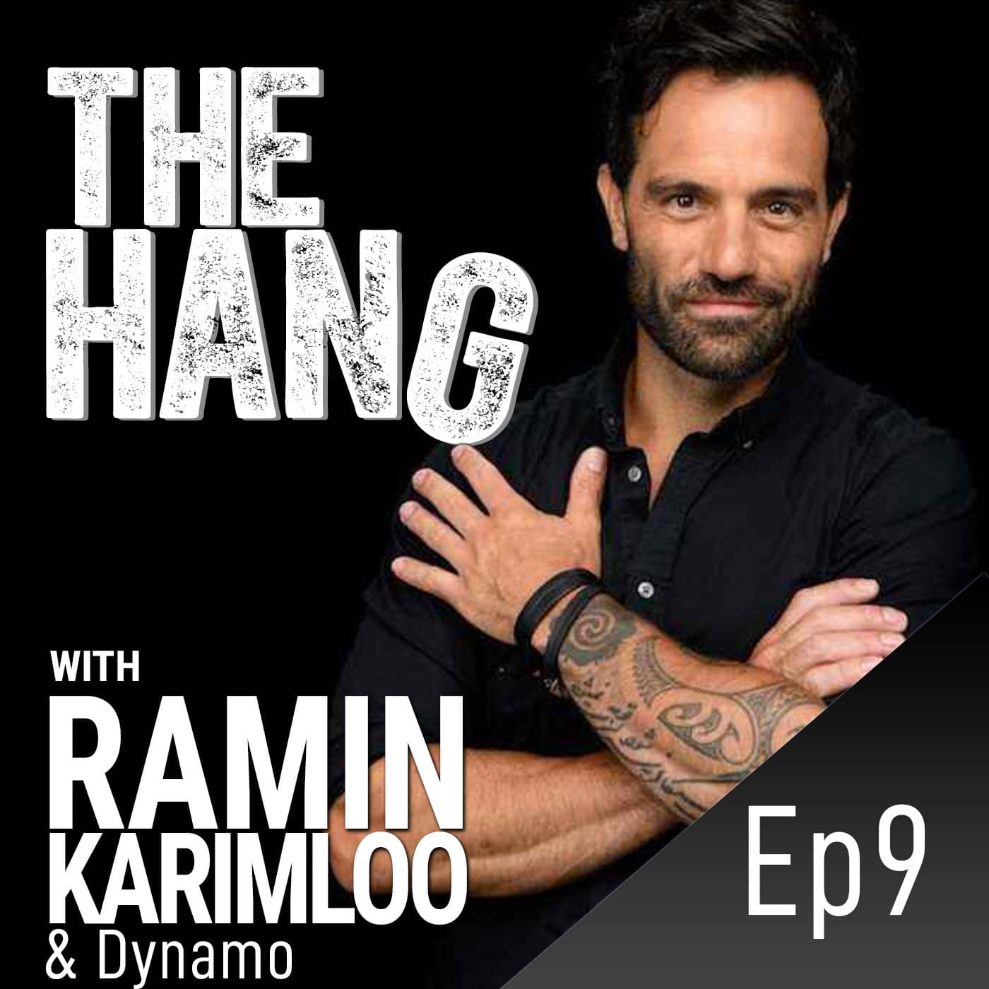 The Hang with Ramin Karimloo #9 - Hanging with Dynamo