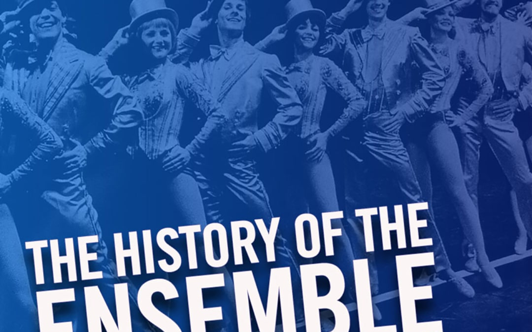 #258 – The History of the Ensemble: A Chorus Line (feat. Michael Berresse, Catherine Ricafort)
