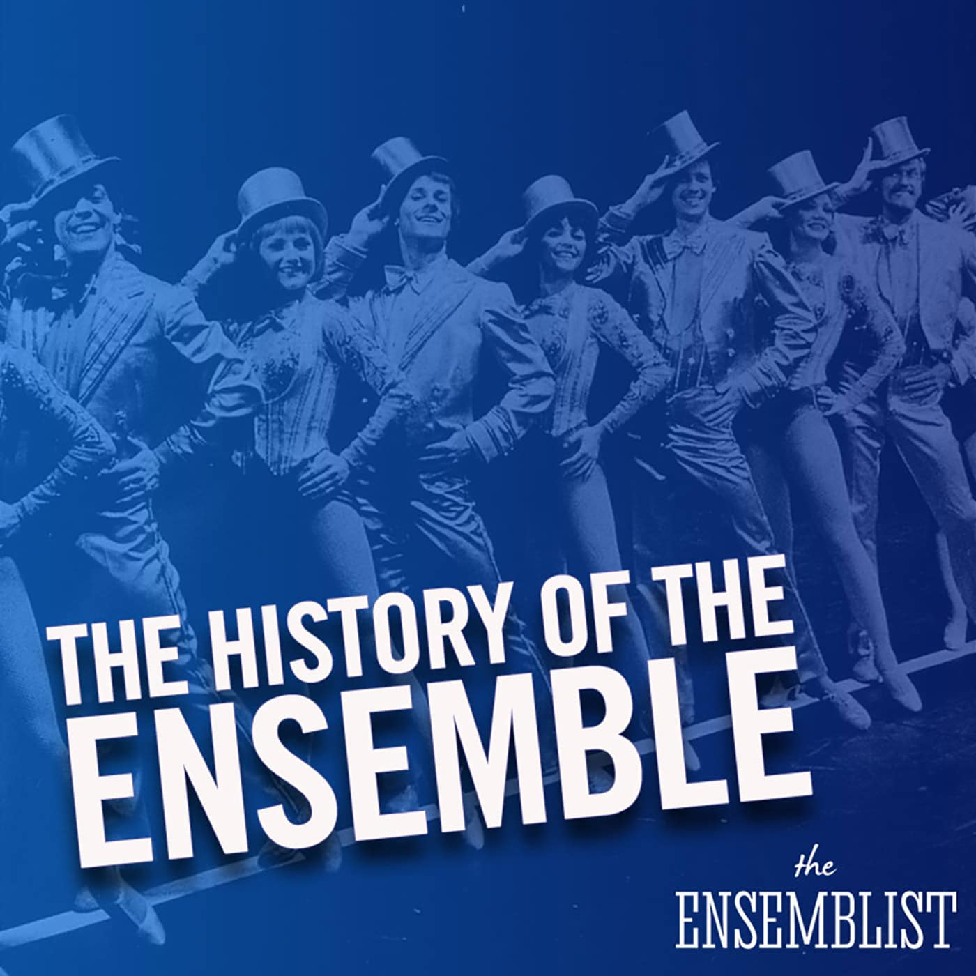 The Ensemblist The Ensemblist #258 - The History of the Ensemble: A Chorus Line (feat. Michael Berresse, Catherine Ricafort)