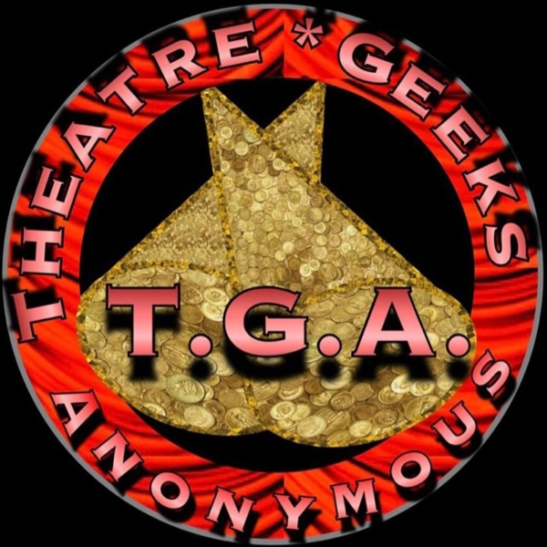 Theatre Geeks Anonymous Podcast logo