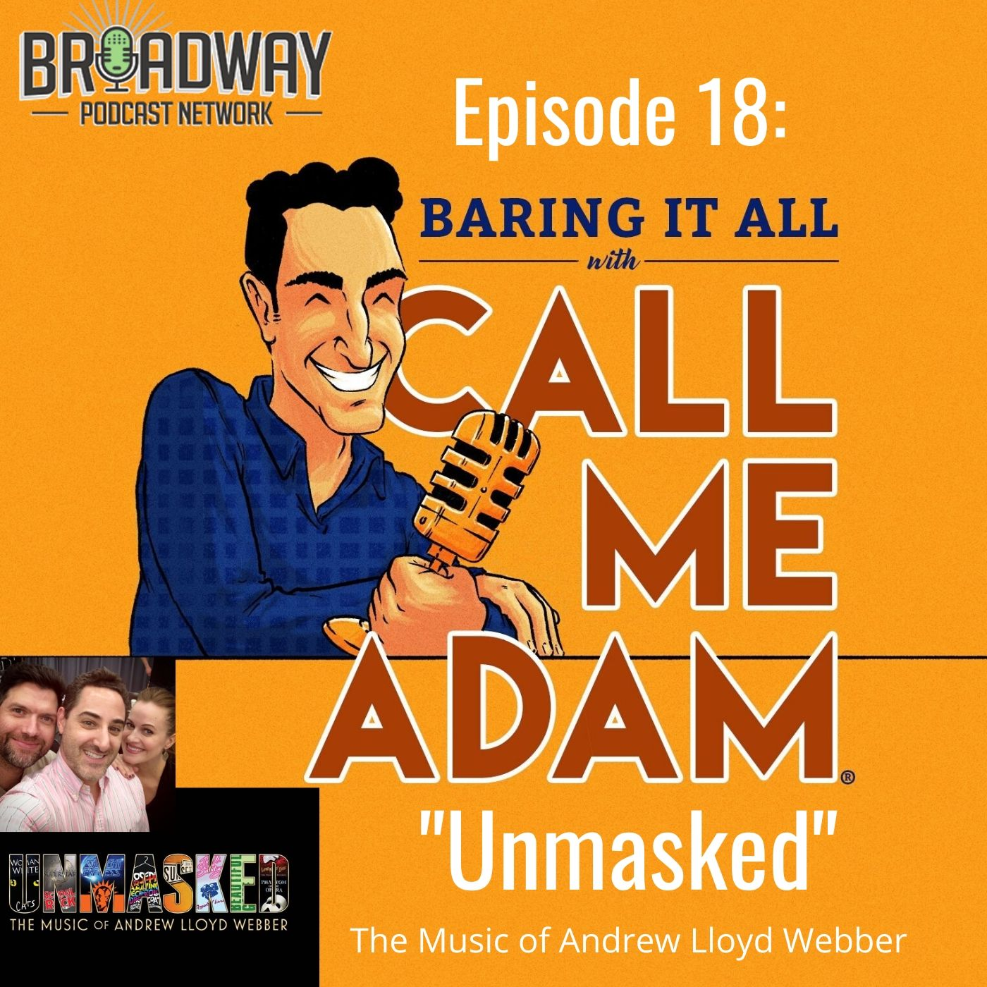 Baring It All With Call Me Adam Ep 18 Unmasked