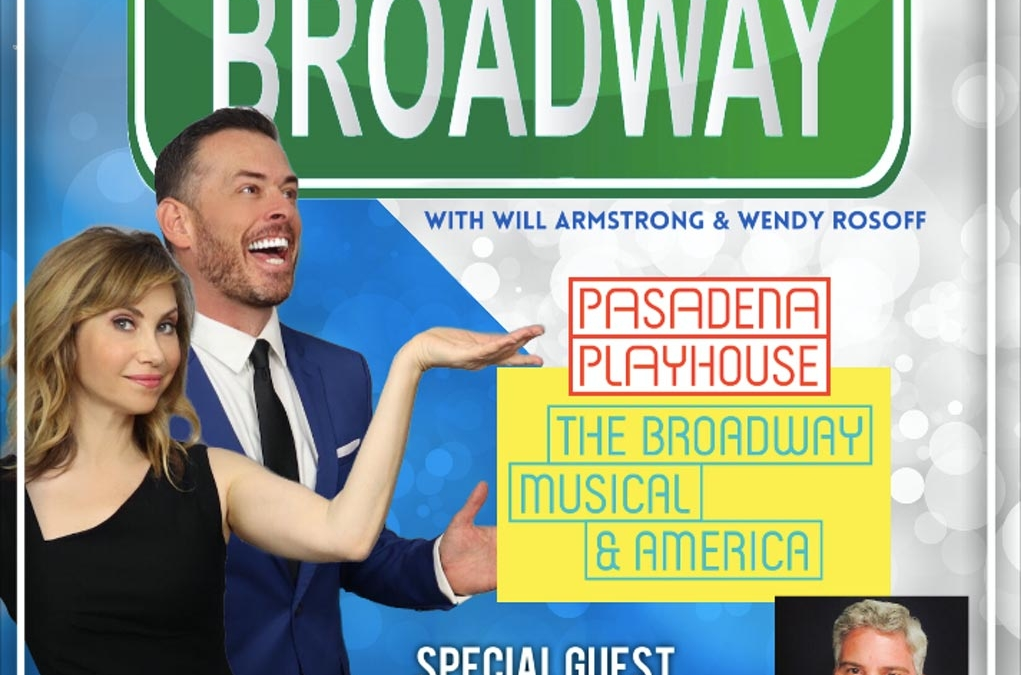 Musical Theater and America with Adam Epstein