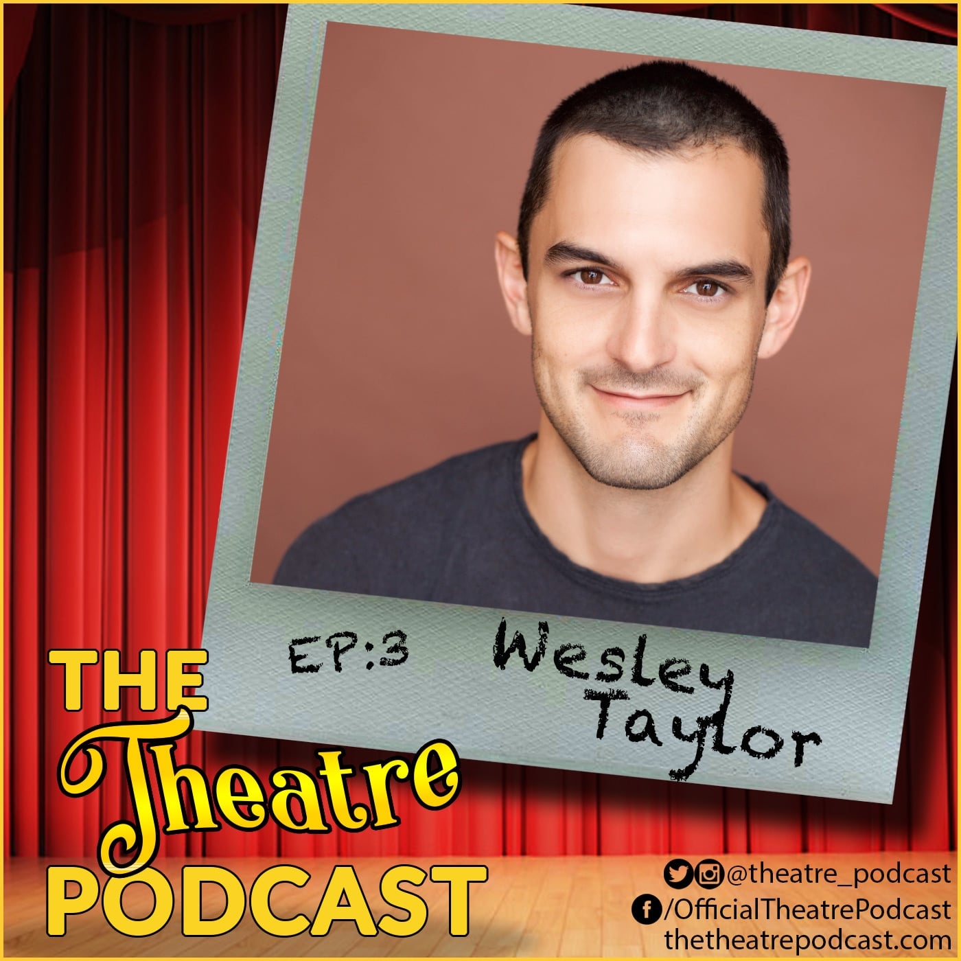 Ep3 - Wesley Taylor