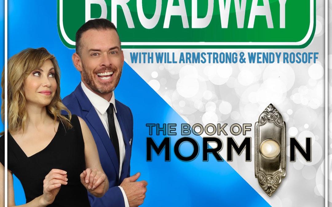 Book of Mormon's Liam Tobin