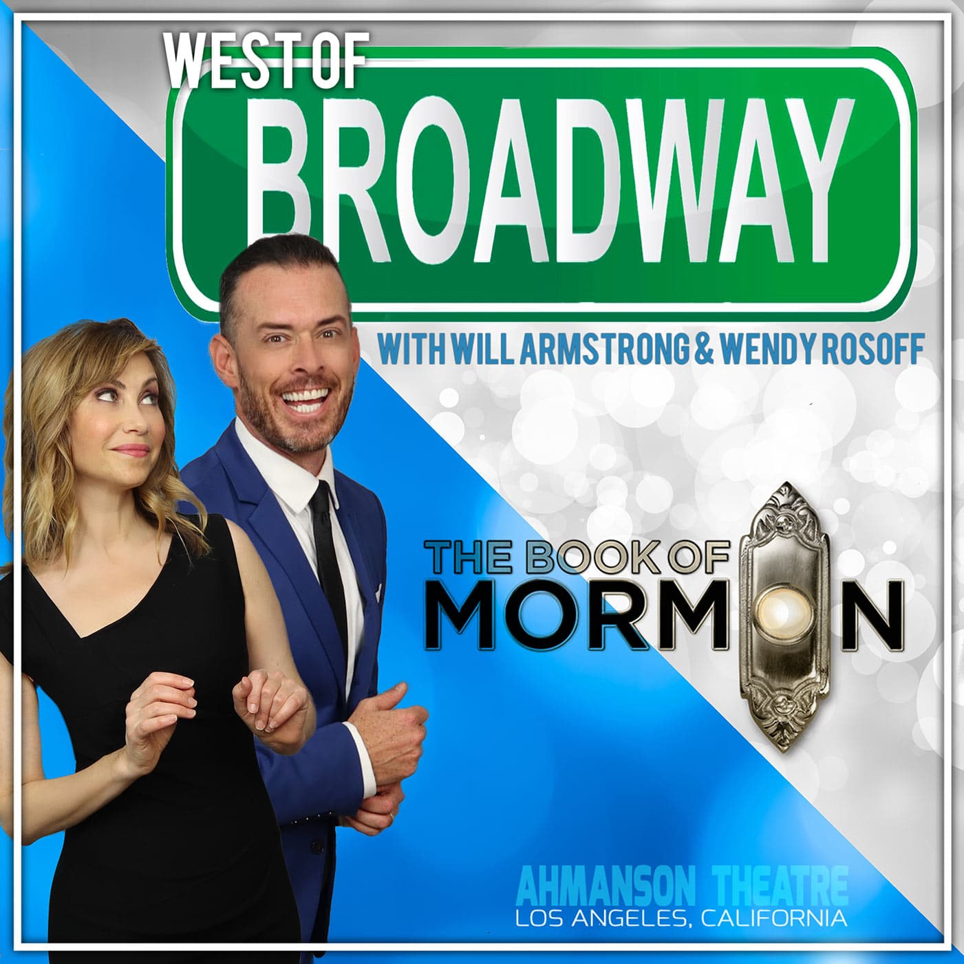 West of Broadway - Book of Mormon's Liam Tobin
