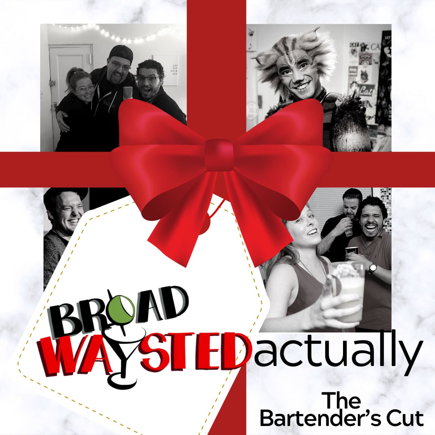 Broadwaysted Actually Radio Play Bartender's Cut