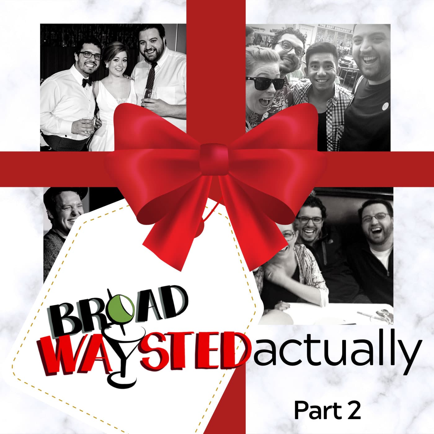 Broadwaysted Radio Play Actually Part 2