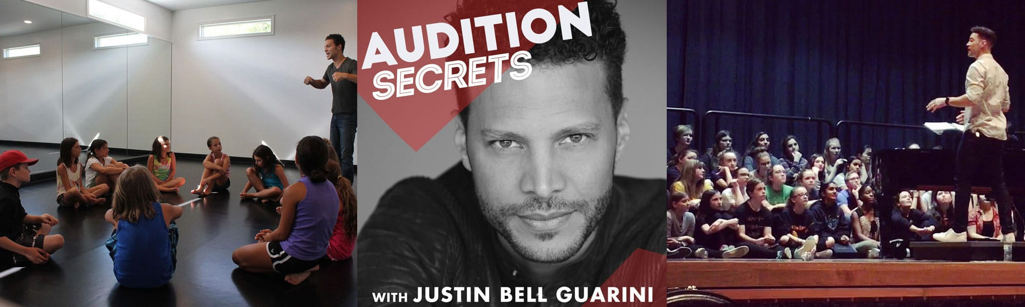 Audition Secrets Hosted by Justin Guarini