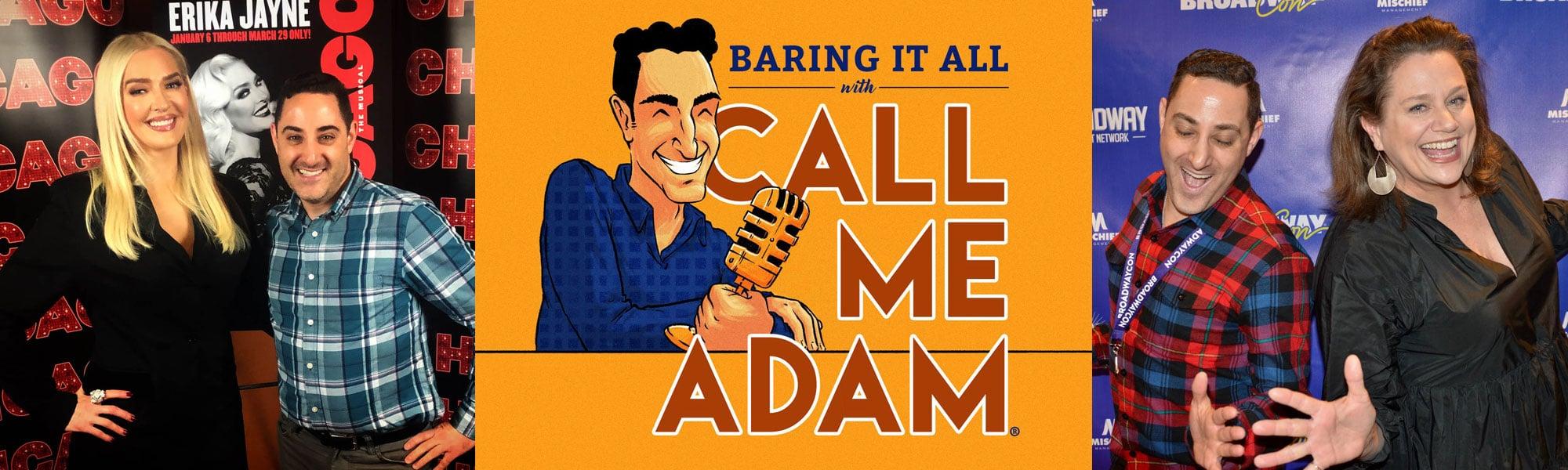Baring It All with Call Me Adam, Erika Jayne, Cady Huffman