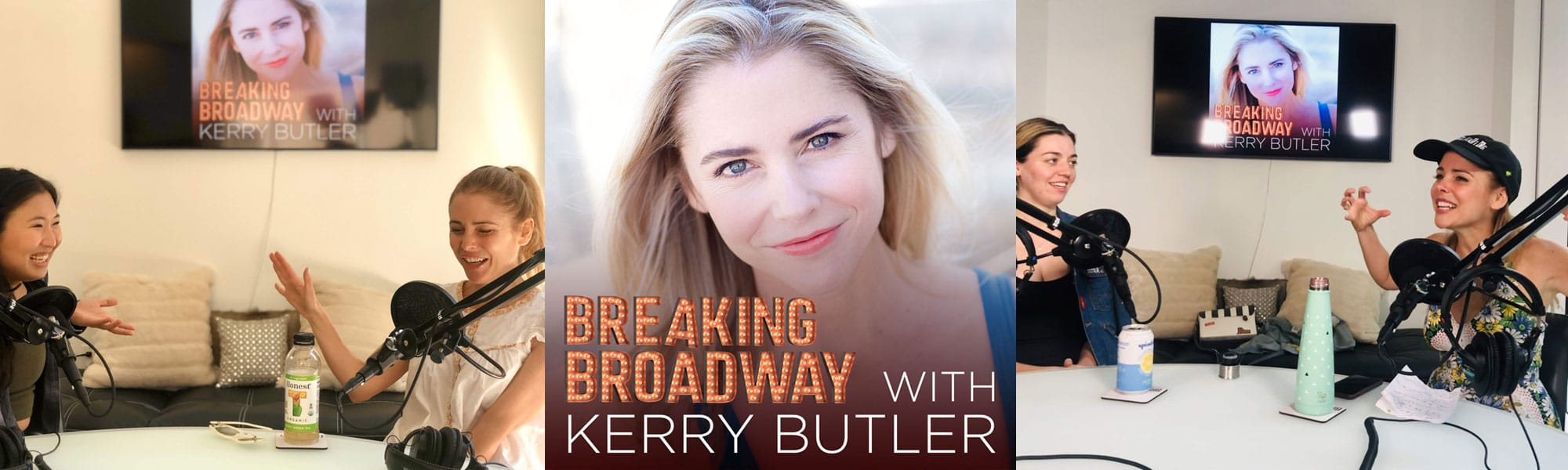 Breaking Broadway Hosted by Kerry Butler
