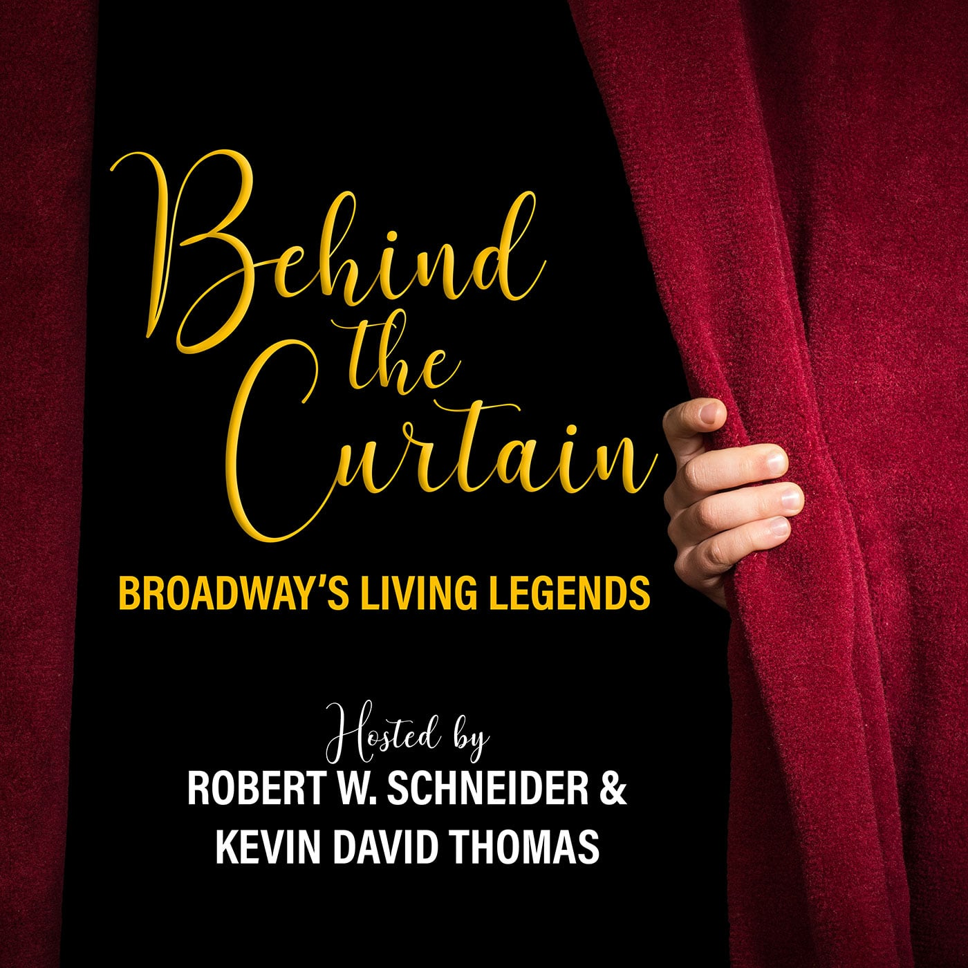 Behind the Curtain Broadway's Living Legends