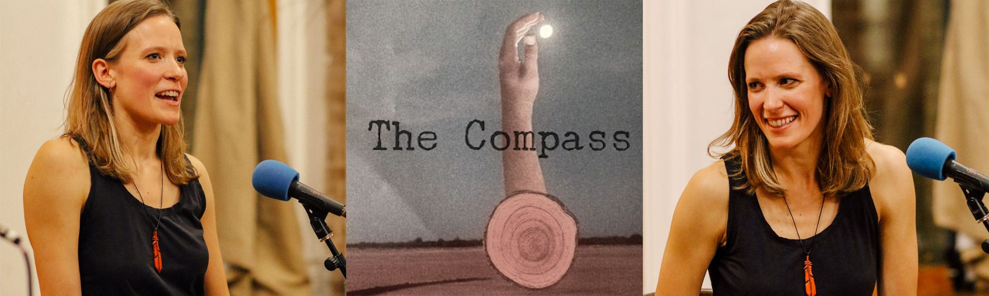 The Compass Hosted by Leah Walsh