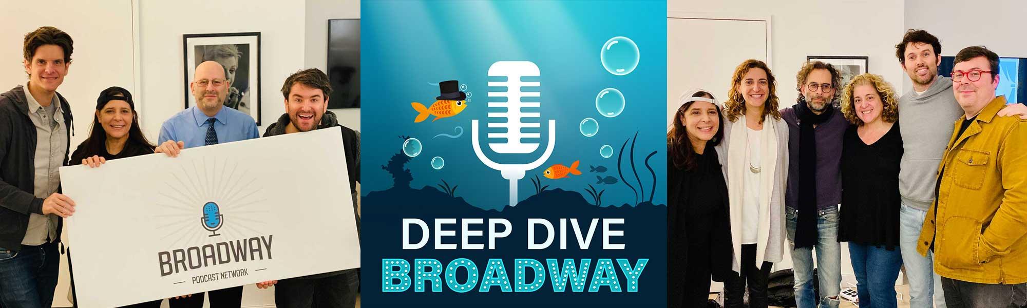 Deep Dive Broadway Dori Berinstein