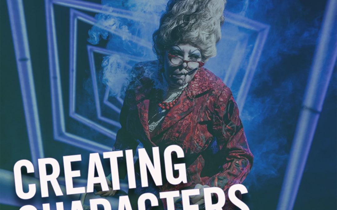 #205 – Creating Characters (feat. Jill Abramovitz)