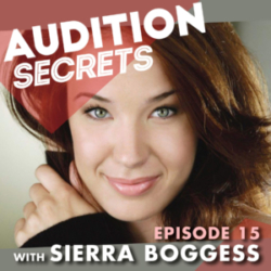 Auditions Secrets Ep14 Sierra Boggess