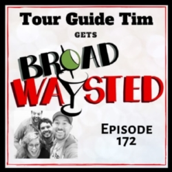 Broadwaysted Ep 172 Tour Guide Tim