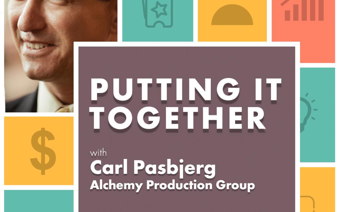 Carl Pasbjerg, Alchemy Production Group