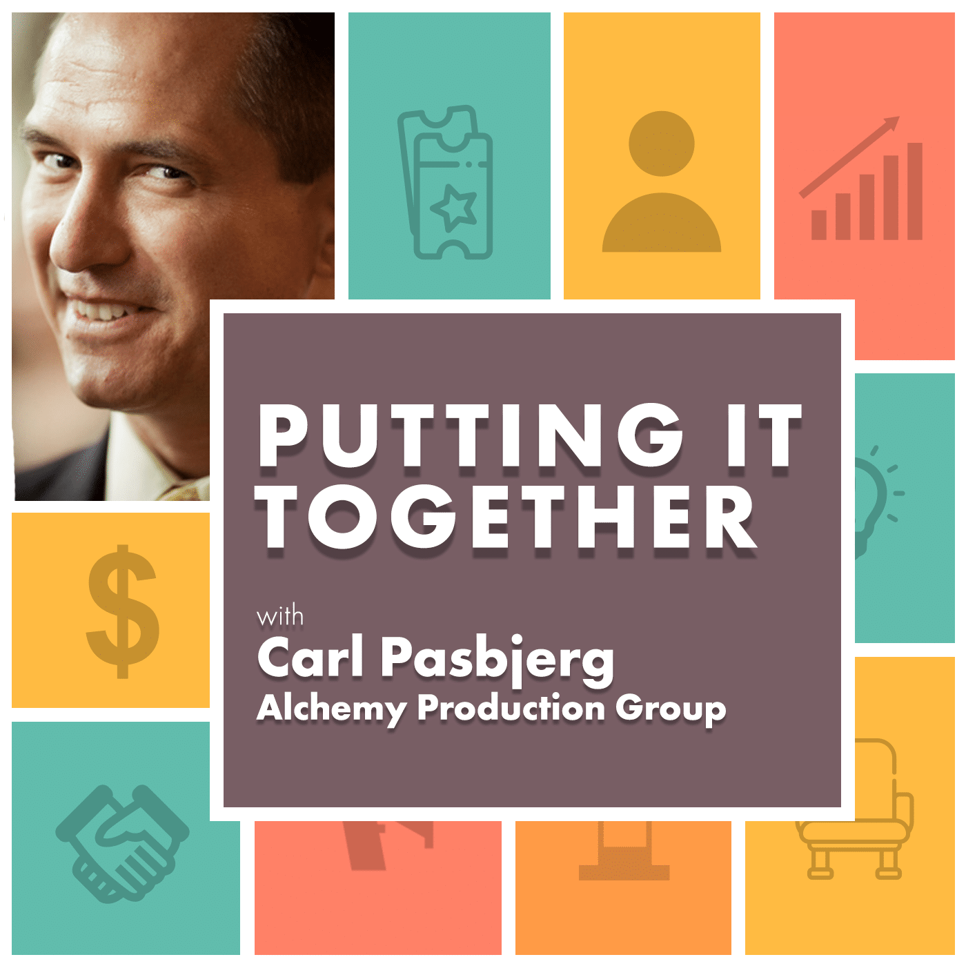 Putting It Together Ep2 Carl Pasbjerg