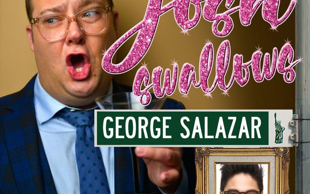 Ep3 – George Salazar, Feed me (tots), Seymour