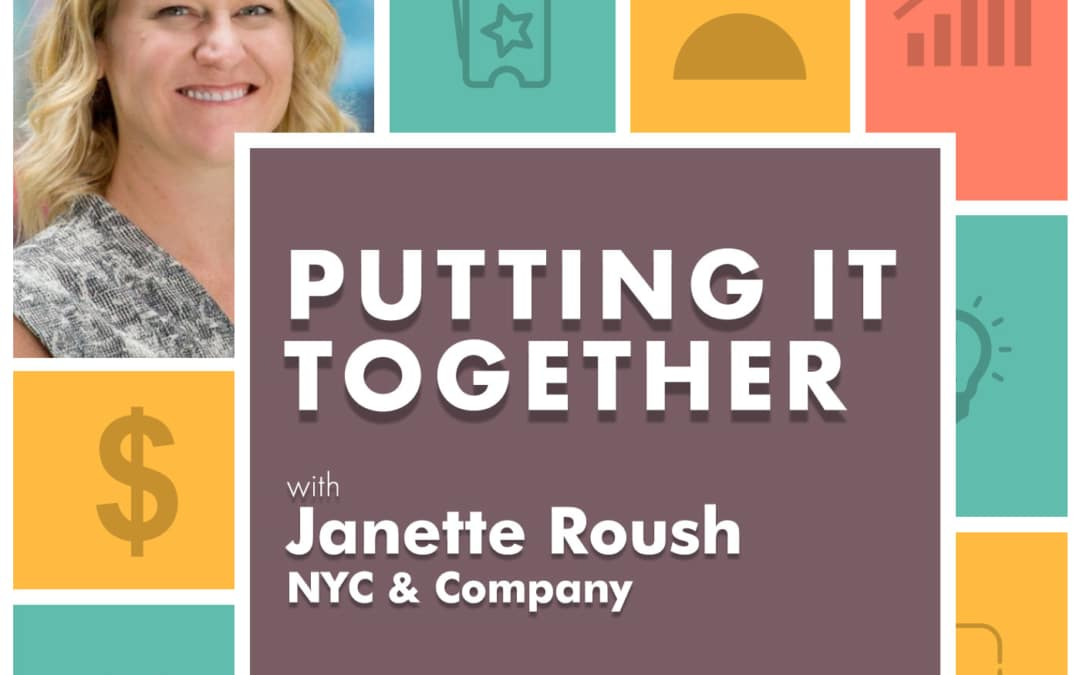 Janette Roush, NYC & Company