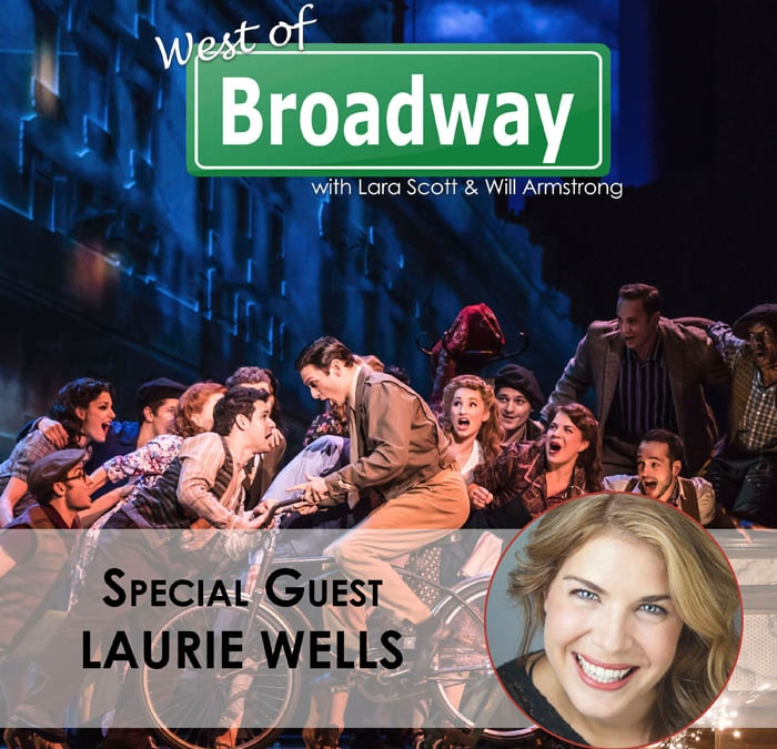 West o Broadway EP 1: Laurie Wells , An American in Paris