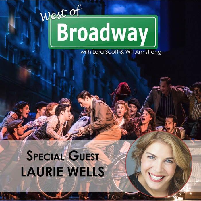 West of Broadway Episode 1 Laurie Wells
