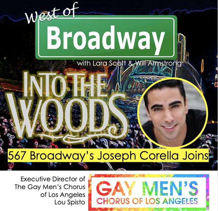 West of Broadway EP 33 Into The Woods At Hollywood Bowl And GMCLA