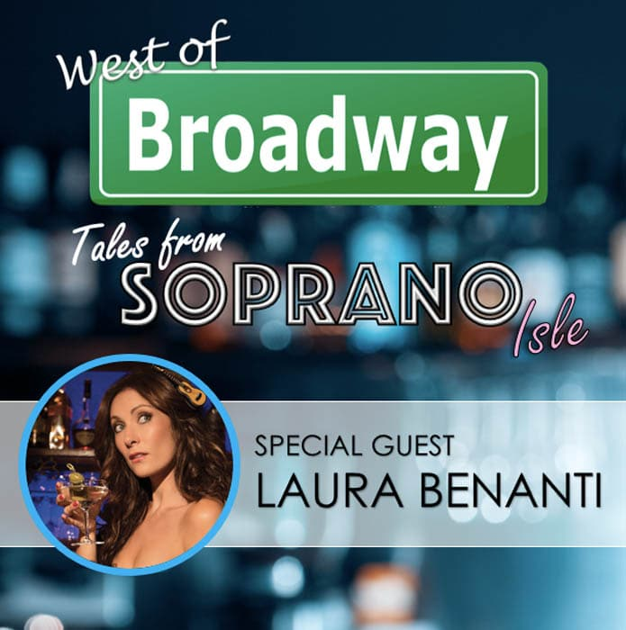 West of Broadway Episode 48 Laura Benanti