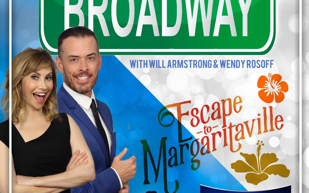 Will & Wendy Escape to Margaritaville