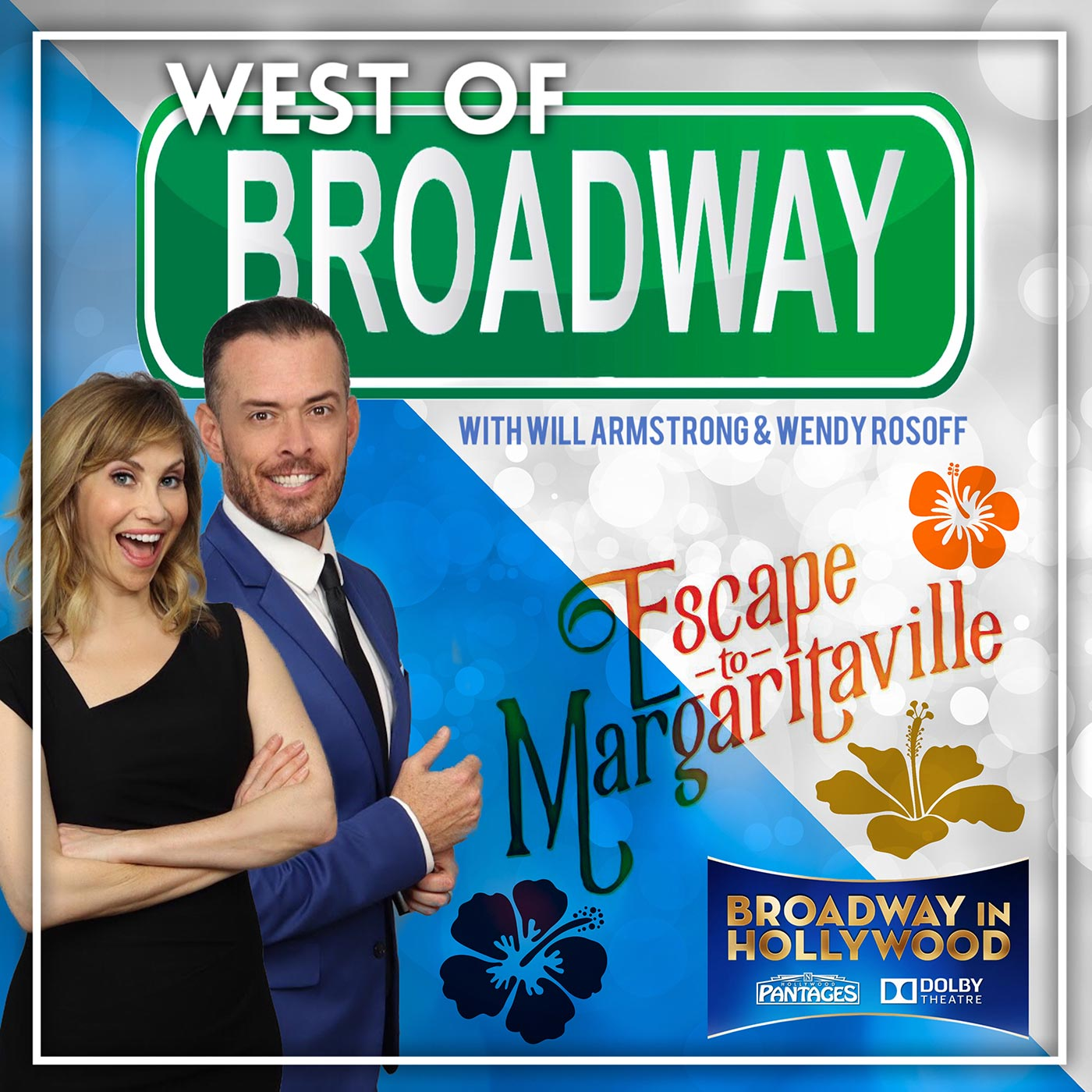 West of Broadway Episode 55 Will & Wendy Escape to Margaritaville