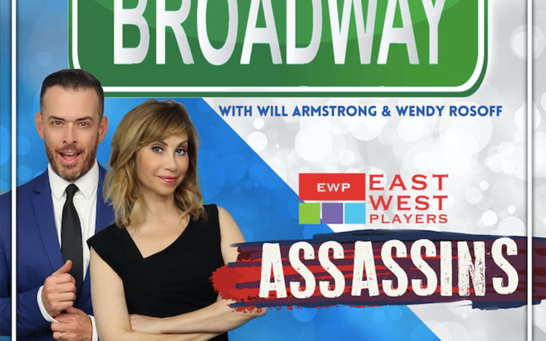 Talking Assassins with Gedde Watanabe & George Xavier of East West Players